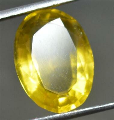 AAA++ 11.70ct Natural Heliodor Yellow GGL CERTIFIED OVAL SHAPE Loose Gemstone