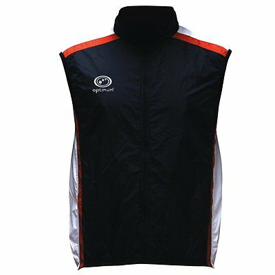 Optimum Sports Hawkley Lightweight Windproof Reflective Cycling Gilet