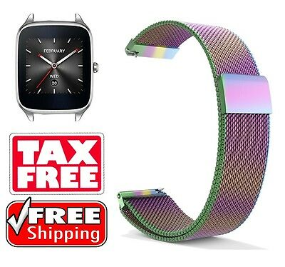 """Smartwatch Accessories Strap Band for Asus Zenwatch 2 Smart Watch 1.63"""" Colorful"""