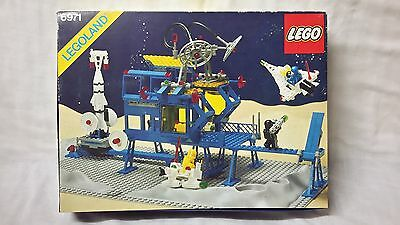 LEGO® 6971-Space Classic- Inter-Galactic Command Base -Teile der Verpackung