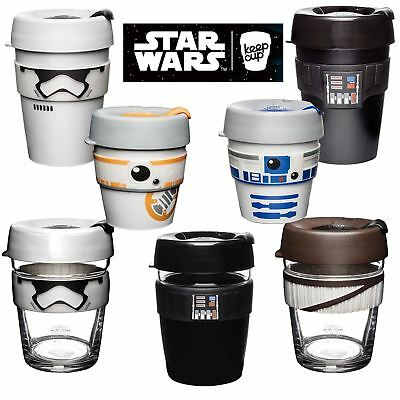 Keep Cup Star Wars Series R2D2 Stormtrooper Darth Vader - Reusable Eco Mug
