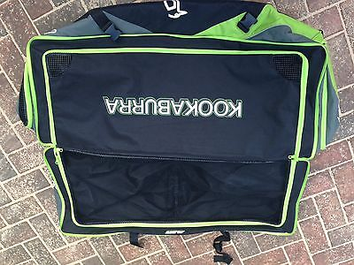 Kookaburra Pro 1000 Wheelie Cricket Bag Soft Coffin