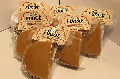 CAPPUCINO FUDGE- Handmade Gluten and Preservative Free 6 x 60g Vac Sealed