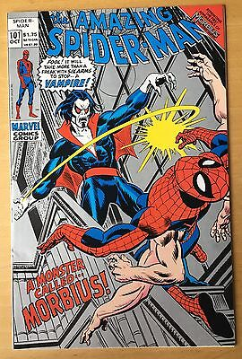 Amazing Spider-Man #101 (2nd Print) - Marvel Comics - 1st appearance of Morbius