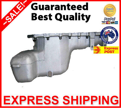 Genuine Holden Ecotec V6 Engine Oil Pan Sump VT VX VU WH Commodore - EXPRESS