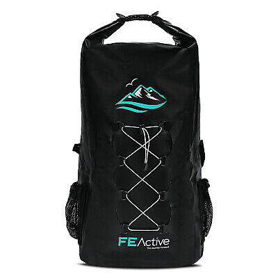 FE Active - 30L Eco Friendly Waterproof Dry Bag Dry Backpack Great for Outdoor