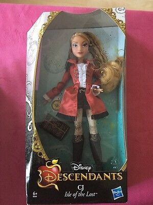 ❤️Disney Descendants CJ Doll Brand New In Box!!❤️