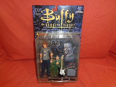 Oz  from Buffy The Vampire Slayer Action Figure Moore Collectibles NIB 6''  2000