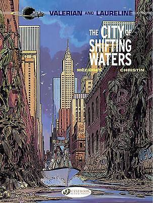 Valerian Vol.1: The City Of Shifting Waters - 9781849180382