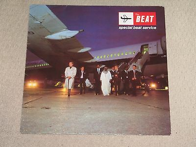 SPECIAL BEAT SERVICE by THE BEAT (1982) RARE ORIGINAL VINYL LP RECORD : V.NICE