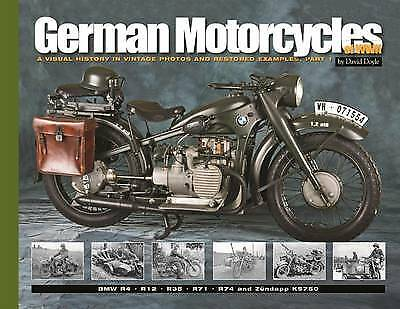 German Motorcycles of WWII - 9781944367022