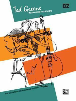 Chord Chemistry by Ted Greene 9780898986969 (Paperback, 1985)