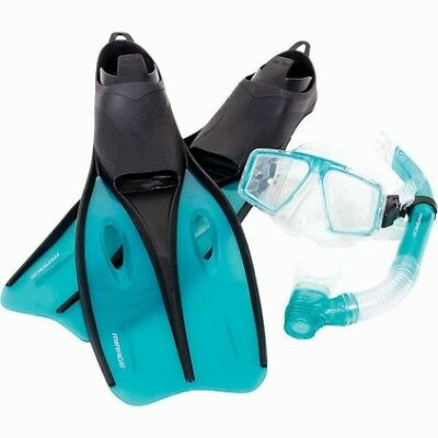 Mirage Adult Snorkelling Set - Quest, SML
