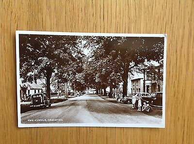The Avenue Ormiston Postcard