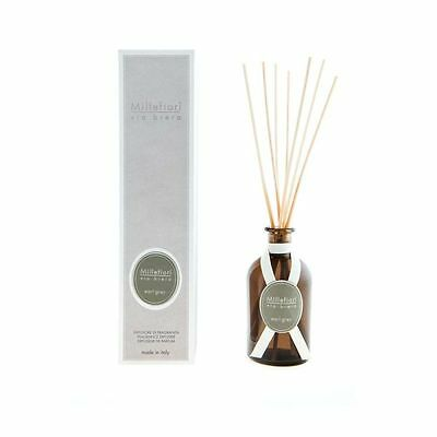 Millefiori Via Brera Reed Diffuser Raumduft 250 ml Earl Grey