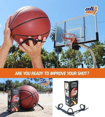AllNet Basketball Training Shooting Device Help Improve your shot with finger US