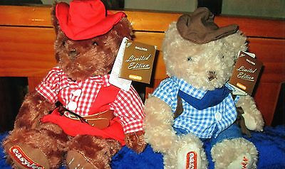 **FOUR** EASYJET bears -  Gulliver and Lily BNWT *FABULOUS!""