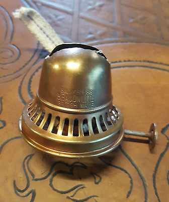 Vintage Smokeless Beaconlite British Make Oil /kerosene Burner