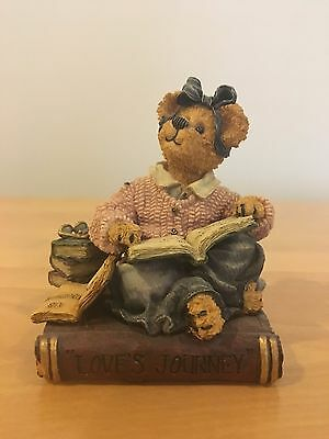 Boyds Bears & friends The Bearstone Collection- Victoria Lynn ... Great Escapes