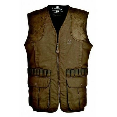 Percussion Tradition Hunting Vest, Green