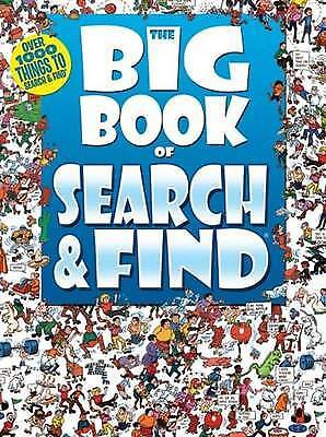 The Big Book of Search and Find - 9781741841466