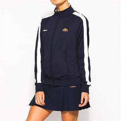 Ellesse Womens Aspetto Track Top   NEW Ladies Running Gym Training Jacket