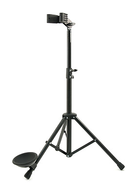K&M Bassoon and Bass Clarinet Stand 15010 Standard Black