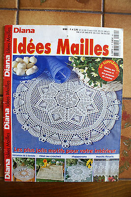 Livre Diana    Idees Mailles