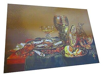Canvas Tapestry Needlepoint Printed Gobelin Embroidery Ropiprint 1 741 02 New