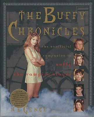6 Buffy the Vampire Slayer paperbacks.  collection lot