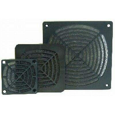 NEW 80mm Plastic Fan Guard / Filter Kit YX2552