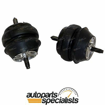 2 Front Hydraulic Rubber Engine Mounts Ford BA BF 2002-2008 4.0L 6cyl XT XR6 SR