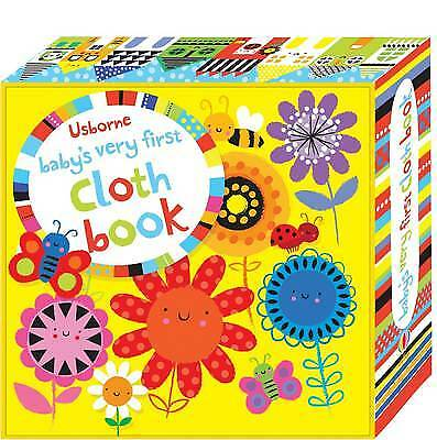 Baby's Very First Cloth Book - 9781409581710
