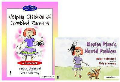 Helping Children of Troubled Parents & Monica Plum's Horrid P... - 9780863888014