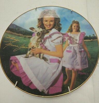 """The Hamilton Collection """"A Country Girl"""" Remembering Norma Jean by de Dienes"""
