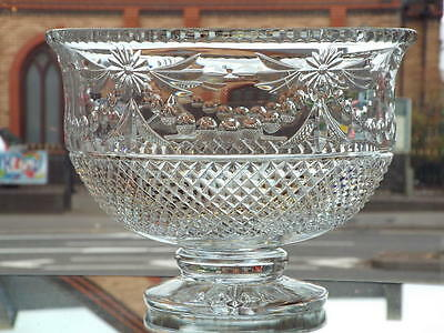 English Crystal Bowl In Beaconsfield