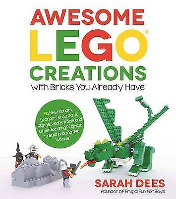 Awesome LEGO Creations with Bricks You Already Have - 9781624142819