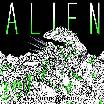 Alien: The Coloring Book - 9781785653766