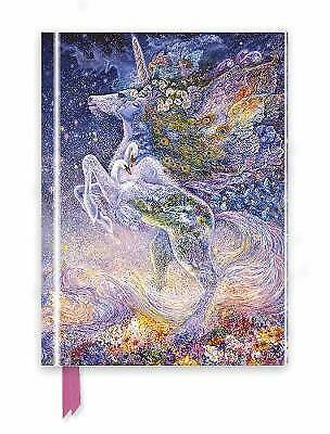 Josephine Wall: Soul of a Unicorn (Foiled Journal) - 9781786641502