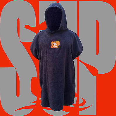 SUP Stand Up Paddle Board Changing Poncho/Robe with SUP Logo.