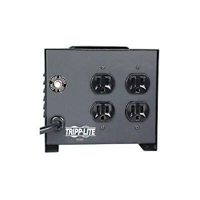 TRIPP LITE Isolation Transformer,120VAC, IS-1000, Black