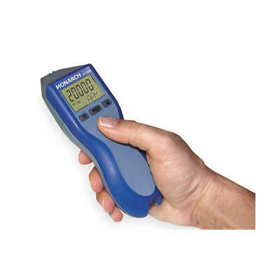 MONARCH Laser Tachometer,5 to 200,000 rpm, PLT200