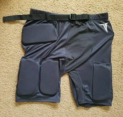 TITIN Force Weighted Compression Shorts System, Size XL