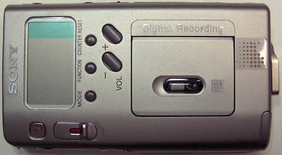 Sony NT-2 NT2 World Smallest MICRO DAT Digital Audio Tape NT Player/Recorder EX
