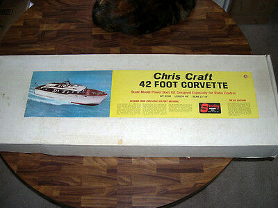 Sterling 48 Inch Chris Craft 42 Foot Corvette