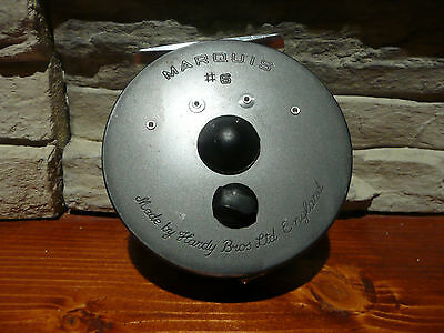 Hardy Marquis #6 Fly Reel. Made in England. W/ Case.