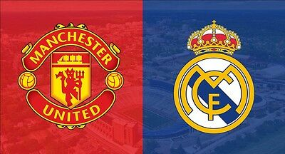 Manchester United v Real Madrid - UEFA Super Cup Final - 08 August 2017