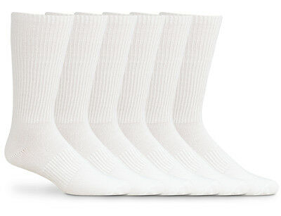 Izod Mens Classic Arch Support Crew Dress Socks 6 Pair Pack