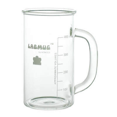 KIMBLE Lab Mug,Tall Form with Handle,500mL,PK6, 318000-0000