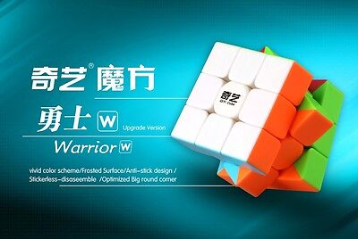 Qiyi / Mo Fang Ge Warrior W 3x3x3 Speed cube puzzle